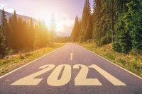 Впереди Новый, 2021 год!